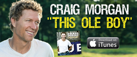 Craig Morgan STAN Ad 2/28/12
